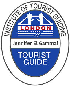 Tour guide qualification for Jennifer El Gammal